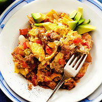 Quick Breakfast Migas