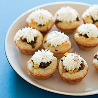 Miniature Shepherd's Pies 