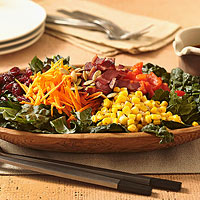 Southwest Kale Salad