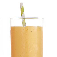 Ginger-Mango Smoothie
