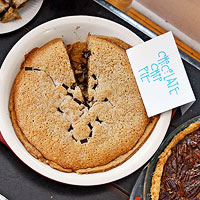 Chocolate-Chip Pie