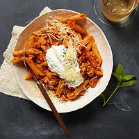 Chicken Bolognese