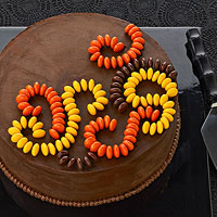 Reese's Pieces Cake
