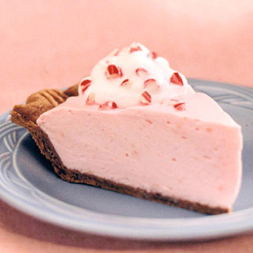 Pink Peppermint Chiffon Pie | Midwest Living