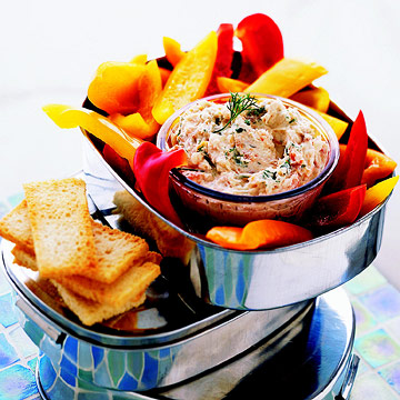 Smoked fish spread midwest living for Smoked fish spread