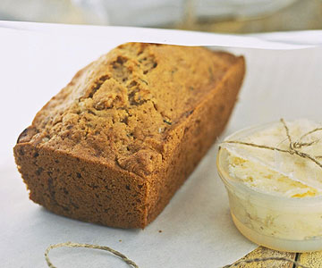 Nutty Zucchini Bread | Family Circle