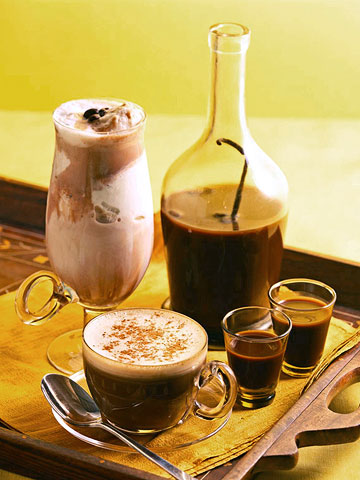 Lick & mix: Chocolate espresso mousse with coffee liqueur ...  |Chocolate Coffee Liqueur