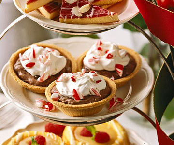Mini Cookie Tarts