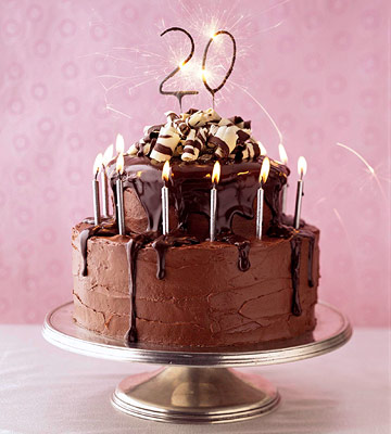Anniversary Chocolate Cake | Midwest Living