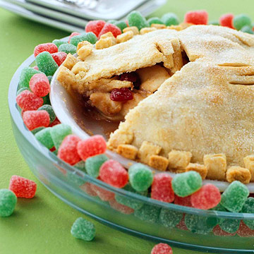 Christmas Apple Pie | Midwest Living
