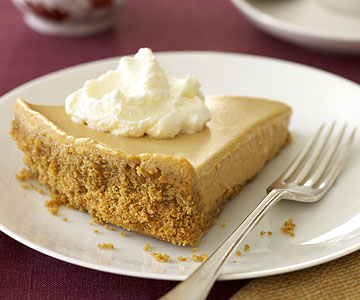 Chiffon Pumpkin Pie | Family Circle