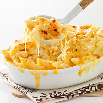 Penne Mac & Cheese