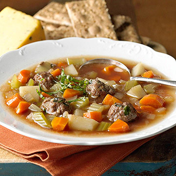 Hearty Vegetable Soup | Midwest Living