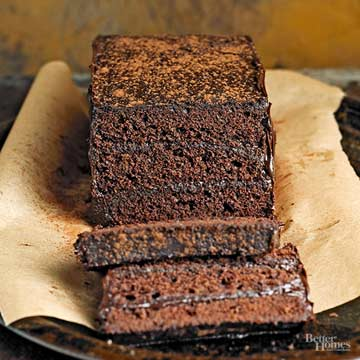 Chocolate Stack Loaf