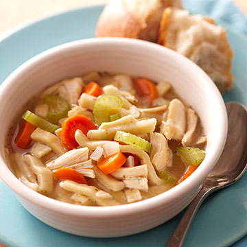 Easy Chicken Noodle Soup | Midwest Living
