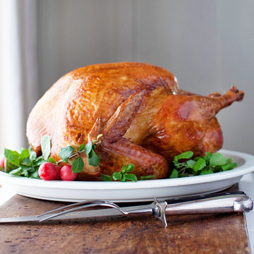 How to Brine Turkey (or How I Learned to Love the Bird)