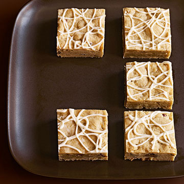 Hazelnut Blondies | Family Circle