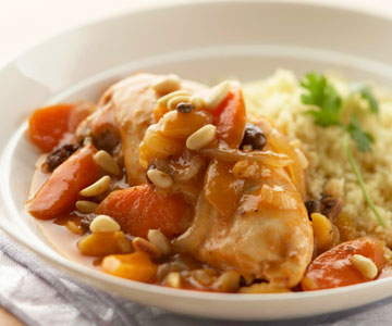 Moroccan chicken stew midwest living moroccan chicken stew forumfinder