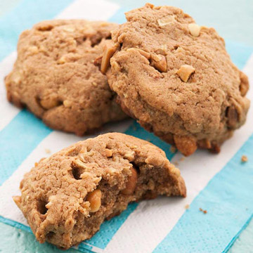 Peanut Butter Apple Cookies | Midwest Living