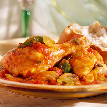 Slow Cooker Chicken Cacciatore Midwest Living