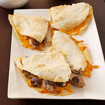 Smoky Chicken Quesadillas