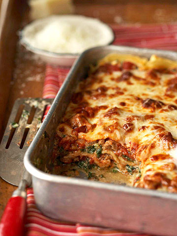 Classic lasagna my recipes sweepstakes
