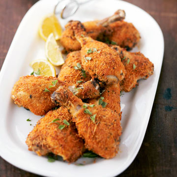 Oven-Fried Parmesan Chicken | Midwest Living