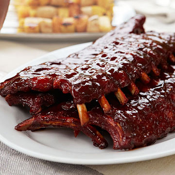 Pineapple Sweet Ribs