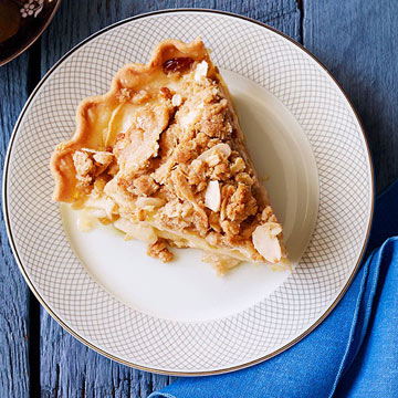 Apple Granola Pie