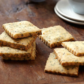 Earl Grey Shortbread