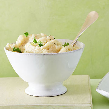 Cauliflower-Potato Mash