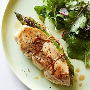 recipe: asparagus stuffed chicken breast tasty [28]