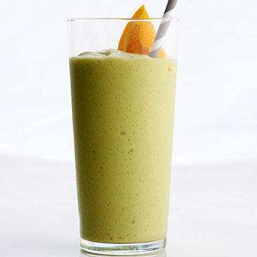 Avocado In Slow Juicer : Avocado Smoothie Midwest Living