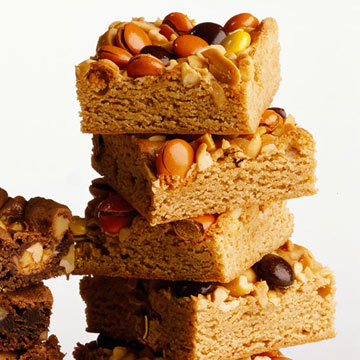 Easy Peanut Butter Bars Midwest Living