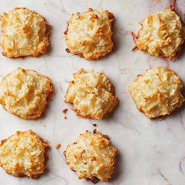 coconut macaroons midwest living
