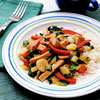 Turkey and Chili Pepper Stir-Fry