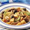Greek-Style Beef with Vegetables