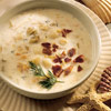 Creamy Clam-Scallop Chowder