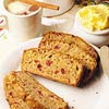 Cranberry-Banana Bread with Orange Butter
