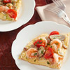 Shrimp-Artichoke Frittata