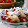 Lemon Berry Shortcakes