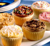 Choose-a-Frosting Cupcakes
