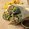 Sweet and Spicy Spring Rolls
