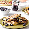 Blueberry-Ricotta Pancakes