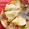 Veggie-Stuffed Quesadillas