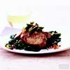 Molasses-Glazed Pork Tenderloin