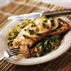 Grilled Turkey Piccata