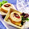 Wrap-and-Roll Basil Pinwheels