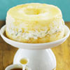 Honey-Rosemary Angel Food Cake