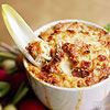 Hot Fennel Cheese Dip